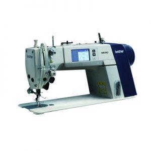 piqueuse plate simple entrainement brother s7300a