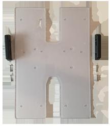 Plateau machine t-lock pour Brother GT3/GTX