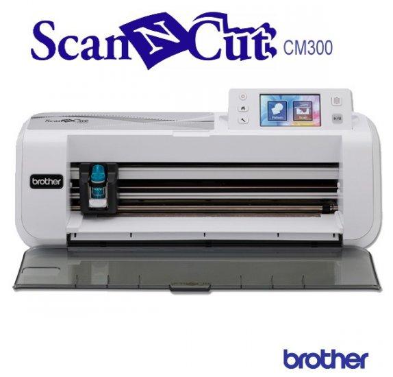 Scan N Cut Brother CM300