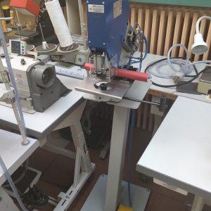 Presse pneumatique à oeillet Bretaudeau J25