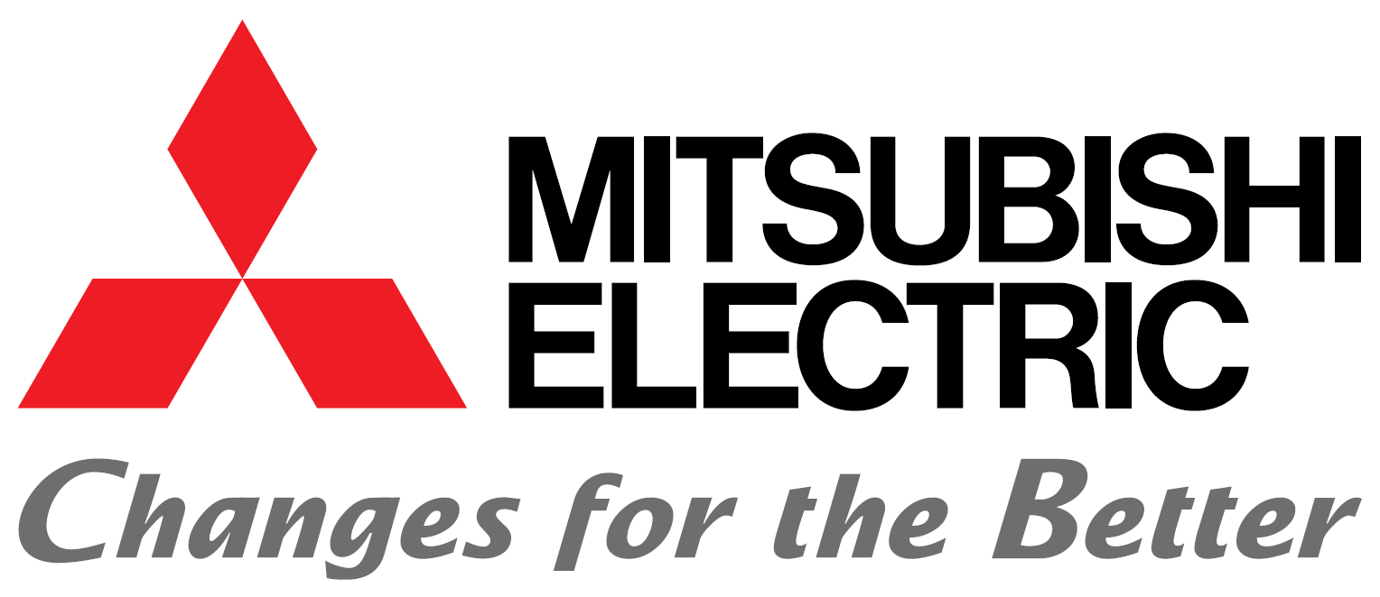logo automate de couture mitsubishi